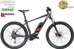 Bulls LT CX 27,5 grau-matt-orange