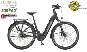 KTM Macina City A510 RT Wave schwarz-matt