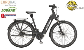 KTM Macina City A610 RT Wave schwarz-matt