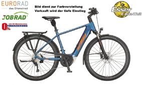 KTM Macina Tour P510 Wave blau-orange