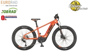 KTM Macina Mini ME 241 orange-schwarz