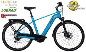 KettlerQuadriga Comp CX 10 Herren blau-matt