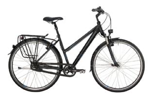 Bergamont - Horizon N8 suspension