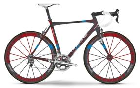 Haibike Affair RX Pro custom Ultegra Di2