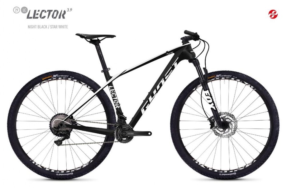 Ghost Lector 3.9 Carbon