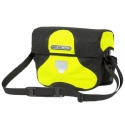 Ortlieb Ultimate Six High Visibility neon yellow - black reflex