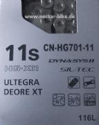 ShimanoUltegra CN-HG701-11 - 11s Kette (HG-X11)