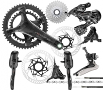 CampagnoloRecord Gruppe mechan.12-fach Disc