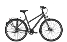 Raleigh Devon Pro, Trapez, Darkgrey matt