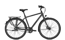 Raleigh Devon Pro, Diamant, Darkgrey matt