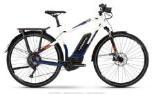 HaibikeSDuro Trekking 5.0, Herren, Blau-Weiß-Orange