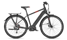 Raleigh Kent 9, Diamant, Black matt