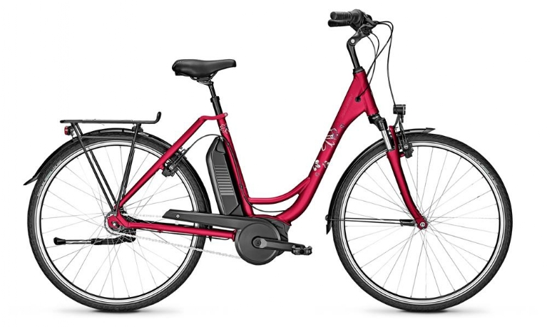 Raleigh - Jersey Edition, Rubyred