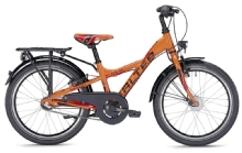 FalterFX 203 ND, Y-Lite, Orange-Schwarz-Rot