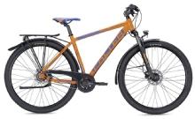 FalterFX 907, Diamant, Orange-Blau