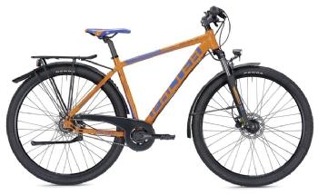 Falter FX 907, Diamant, Orange-Blau