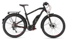 Husqvarna BicyclesLightCross 2 Allroad, Schwarz/Neon-Rot