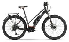 Husqvarna BicyclesGran Tourer GT2, Trapez, Schwarz/Anthrazit/Rot