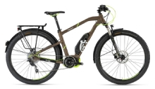 Husqvarna BicyclesLightCross 2 Allroad, Bronze/Neon-Grün