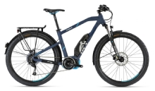 Husqvarna Bicycles LightCross 1 Allroad, Dunkelblau