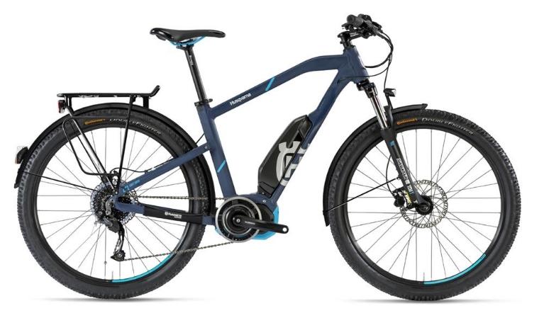 Husqvarna Bicycles - LightCross 1 Allroad, Dunkelblau