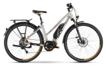 Husqvarna BicyclesLight Tourer Anniversary Model, Trapez, Polar Silber Metallic