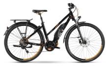 Husqvarna BicyclesLight Tourer Anniversary Model, Trapez, Magic Schwarz Metallic