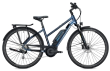 Falter E 9.0 KS 500, Trapez, Dark-Blue/Black
