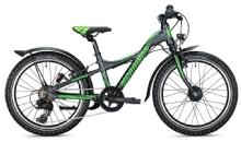 MorrisonMescalero S20, Y-Lite, Black/Green