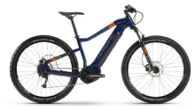 Haibike SDuro HardNine 1.5, Blue/Orange/Titan