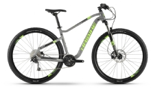 Haibike Seet HardNine 4.0, Grey/Green/Black