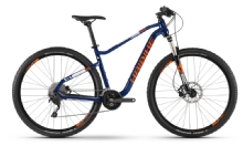 Haibike Seet HardNine 5.0, Blue/White/Orange