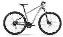 Haibike Seet HardNine 3.0, Grey/White/Black