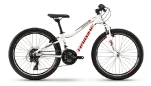 Haibike Seet HardFour Life 1.0, White/Red/Anthracite