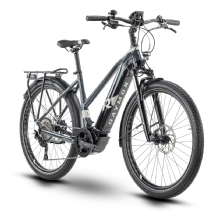 Raymon Tourray E7.0, Trapez, Black/Dark Grey/Light Grey glossy
