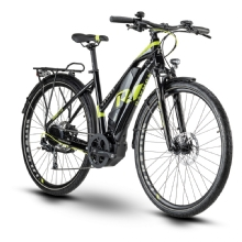Raymon Tourray E4.0, Trapez, Black/Lime/Grey glossy