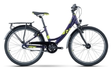 Raymon FourRay 2.5 Street, Purple Metallic/Lime