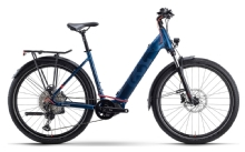 Husqvarna BicyclesGran Tourer 5 Wave, Blue/Blue/Red matt