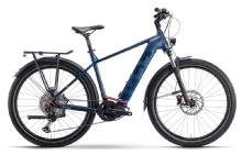 Husqvarna BicyclesGran Tourer 5 Diamant, Blue/Blue/Red matt