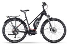 Husqvarna BicyclesGran Tourer 3 Trapez, Black/Red