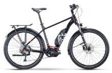 Husqvarna BicyclesGran Tourer 3 Diamant, Black/Red