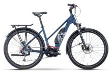 Husqvarna BicyclesGran Tourer 2 Trapez, Dark-Blue/Red matt