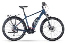 Husqvarna BicyclesGran Tourer 2 Diamant, Dark-Blue/Red matt