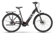 Husqvarna BicyclesGran City 6, Black/Red matt
