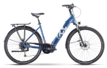 Husqvarna BicyclesGran City 3, Blue/Red