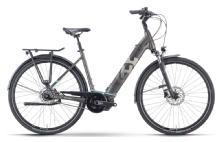 Husqvarna E-BicyclesGran City 2, Darkbronze/Aqua matt
