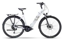 Husqvarna BicyclesGran City 1, White/Bronze