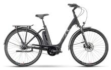 Husqvarna BicyclesEco City 4, Black/Silver matt