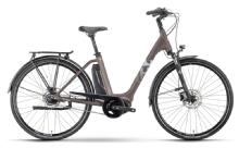 Husqvarna BicyclesEco City 2 418, Bronze/White matt
