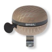 BasilDing-Dong Glocke Noir Rosa Metallic